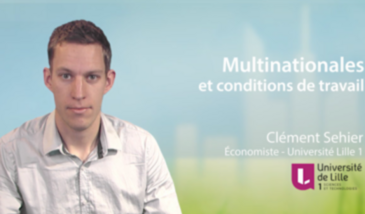 Multinationales et conditions de travail