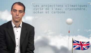 Climate projections: water cycle, cryosphere, oceans, carbon