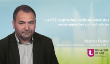 La RSE : Approches institutionnalistes vs approches contractualistes