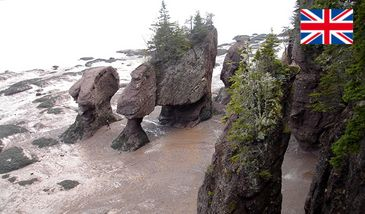 The Bay of Fundy and the tides of climate change