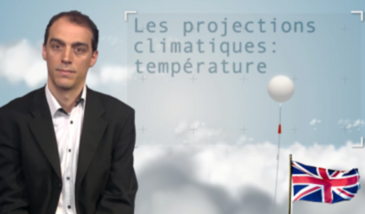 Climate projections: temperature