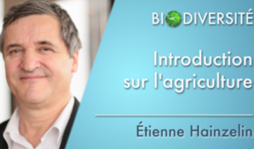 Introduction sur l'agriculture