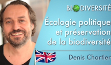 Political ecology and protection of biodiversity