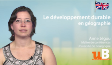 Sustainable development and geography
