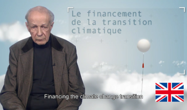 Financing the climate change transition
