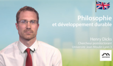 Philosophy and sustainable development