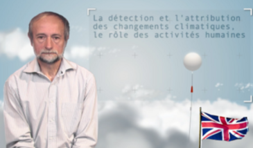 Detection and causes of the climate change - human factors