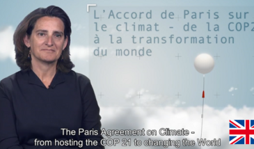 The Paris Agreement on Climate - from hosting the COP 21 to changing the World