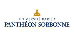 Logo Université Paris Panthéon Sorbonne