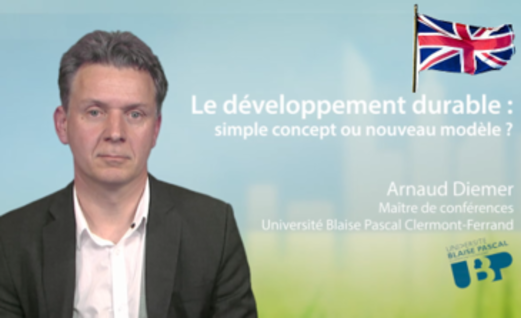 Sustainable development, a change of the model ? (7 videos)