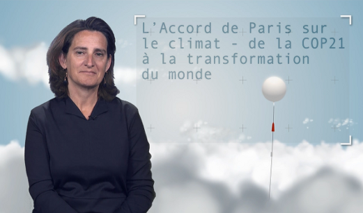 L'Accord de Paris sur le climat : de la COP21 à la transformation du monde